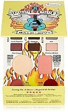 Make-up Set - TheBalm Balm Jovi Rockstar Face Palette — Bild N1