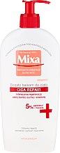 Düfte, Parfümerie und Kosmetik Intensiv regenerierender Körperbalsam - Mixa Cica Repair Body Balm