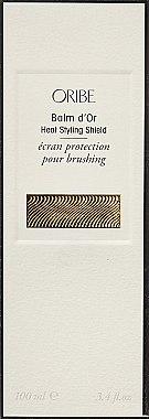 Stylingbalsam mit Thermoschutz für geschödigtes Haar - Oribe Balm d`Or Heat Styling Shield — Bild N3