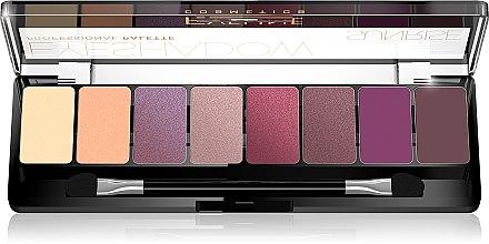 Lidschattenpalette - Eveline Cosmetics Eyeshadow — Bild N2