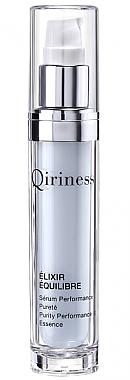 Reinigendes und ausgleichendes Gesichtsserum für makellose Haut - Qiriness Matity Purifying Essence — Bild N1