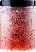 Düfte, Parfümerie und Kosmetik Himalaya-Badesalz - Hagi Bath Salt