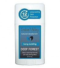 Düfte, Parfümerie und Kosmetik Natürlicher Deostick Deep Forest - Indus Valley Men Deep Forest Deodorant Stick