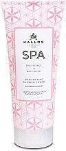 Düfte, Parfümerie und Kosmetik Duschcreme mit Rosenextrakt - Kallos Cosmetics SPA Beautifying Shower Cream
