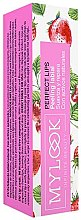Düfte, Parfümerie und Kosmetik Lippenpeeling Erdbeere - My Look My Perfect Lips Fresa
