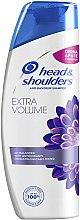 """Düfte, Parfümerie und Kosmetik Anti-Schuppen Shampoo """"Extra Volumen"""" - Head & Shoulders Extra Volume"""