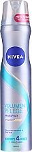 Düfte, Parfümerie und Kosmetik Pflegendes Haarspray für mehr Volumen Extra starker Halt - Nivea Volume Care Eucerit Styling Hairspray