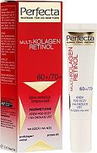Düfte, Parfümerie und Kosmetik Augenkonturcreme - Dax Cosmetics Perfecta Multi-Collagen Retinol Eye Cream 60+/70+