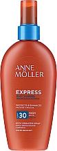 Düfte, Parfümerie und Kosmetik Sonnenschutzspray und Bräunungsbeschleuniger SPF 30 - Anne Moller Express Body Bronzer Spray SPF30