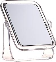 Düfte, Parfümerie und Kosmetik Kosmetikspiegel mit Ständer 5282 weiß - Top Choice