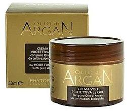 Düfte, Parfümerie und Kosmetik Gesichtscreme mit Arganöl - Phytorelax Laboratories Olio di Argan 24h Face Cream