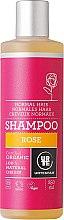 """Düfte, Parfümerie und Kosmetik Shampoo für normales Haar """"Rosa"""" - Urtekram Rose Shampoo Normal Hair"""