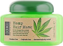 Düfte, Parfümerie und Kosmetik Maske für trockenes und strapaziertes Haar mit Hanf - Xpel Marketing Ltd Hair Care Hemp Hair Mask