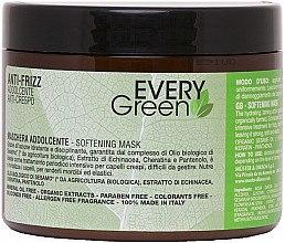 Düfte, Parfümerie und Kosmetik Anti-Frizz Haarmaske mit Echinacea-Extrakt und Keratin - Dikson Every Green Anti-Frizz Mask