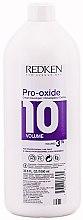 Düfte, Parfümerie und Kosmetik Entwicklerlotion 3% - Redken Pro-Oxide 10 vol. 3%