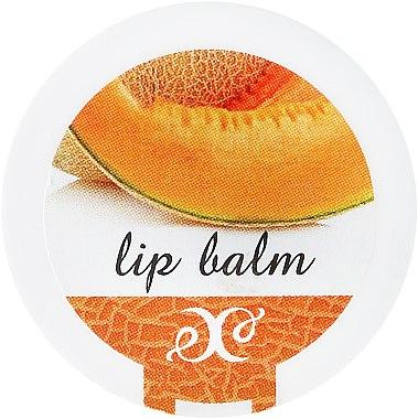 "Lippenbalsam ""Affe"" Zuckermelone - Hristina Cosmetics Lip Balm — Bild N1"