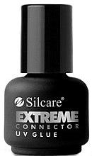 Düfte, Parfümerie und Kosmetik Extremverbinder UV-KLEBER - Silcare Extreme Connector UV Glue