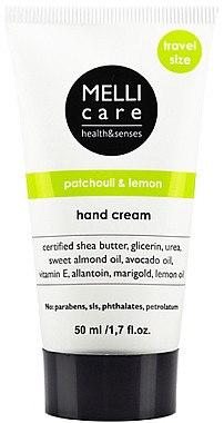 Handcreme mit Patchouli und Zitrone - Melli Care Patchouli&Lemon Hand Cream — Bild N2
