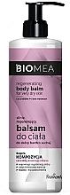 Düfte, Parfümerie und Kosmetik Intensiv regenerierender Körperbalsam für sehr trockene Haut - Farmona Biomea Regenerating Body Balm