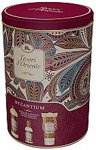 Düfte, Parfümerie und Kosmetik Tesori d`Oriente Byzantium - Duftset (Eau de Parfum 100ml + Duschcreme 250ml + Badecreme 500ml)