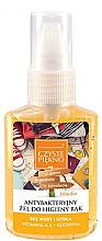 Düfte, Parfümerie und Kosmetik Antibakterielles Handgel mit Vanilleduft - Czyste Piekno Antibacterial Hand Gel