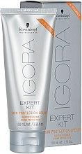 Feuchtigkeitsspendende Hautschutzcreme für das Haar - Schwarzkopf Professional Igora Skin Protection Cream — Bild N2