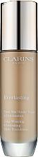 Düfte, Parfümerie und Kosmetik Langanhaltende feuchtigkeitsspendende Foundation - Clarins Everlasting Long-Wearing And Hydrating Matte Foundation