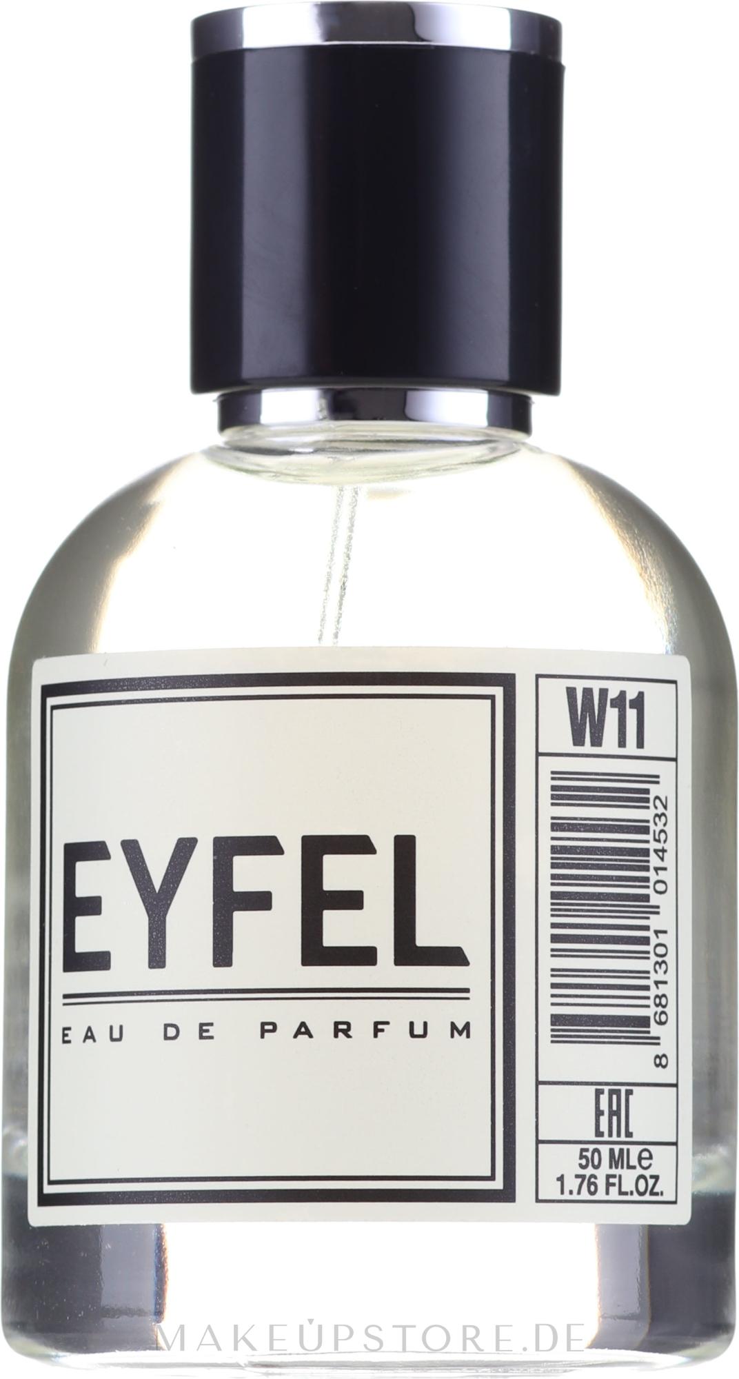 Eyfel Perfume W-11 - Eau de Parfum — Bild 50 ml