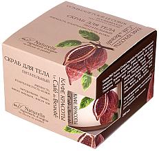 Düfte, Parfümerie und Kosmetik Pflegendes Körperpeeling mit Kakao, Shea- und Mandelbutter - Le Cafe de Beaute Body Nutritious Scrub