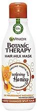 Düfte, Parfümerie und Kosmetik Regenerierende Haarmaske für stapaziertes Haar - Garnier Botanic Therapy Hair Milk Mask