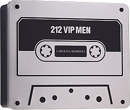 Düfte, Parfümerie und Kosmetik Carolina Herrera 212 VIP Men - Duftset (Eau de Toilette 100ml + Duschgel 100ml)