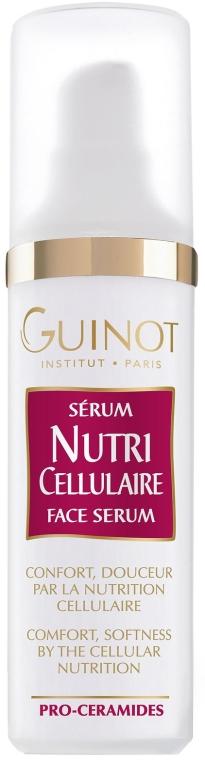 Gesichtsserum - Guinot Serum Nutri Cellulaire Face Serum — Bild N1