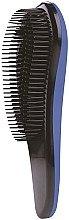 Düfte, Parfümerie und Kosmetik Massage-Haarbürste 498980 schwarz-blau - Inter-Vion Mini Untangle Brush