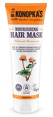 Pflegende Haarmaske - Dr. Konopka's Nourishing Hair Mask — Bild N1