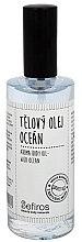 "Düfte, Parfümerie und Kosmetik Duftendes Körperöl ""Wilder Ozean"" - Sefiros Ocean Body Oil"