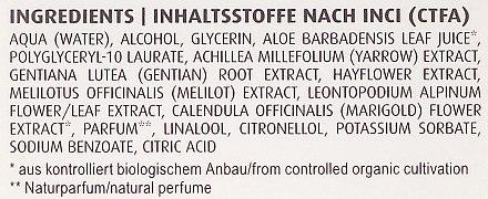 Gesichtswasser mit Edelweiss für empfindliche Haut - Styx Naturcosmetic Alpin Derm Tonic — Bild N6