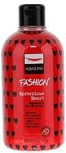 Düfte, Parfümerie und Kosmetik Duschgel - Aquolina Fashion Bath Shower Gel Mysterious Heart