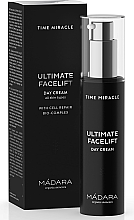 Düfte, Parfümerie und Kosmetik Revitalisierende Tagescreme SPF 30 - Madara Cosmetics Time Miracle Ultimate Facelift Day Cream