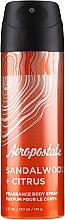 Düfte, Parfümerie und Kosmetik Parfümiertes Deospray - Aeropostale Sandalwood + Citrus Fragrance Body Spray