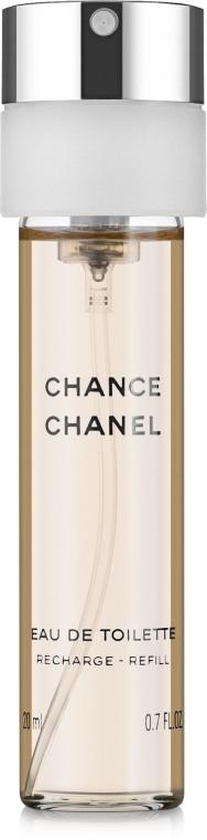 Chanel Chance - Eau de Toilette (3x20ml Refill) — Bild N3