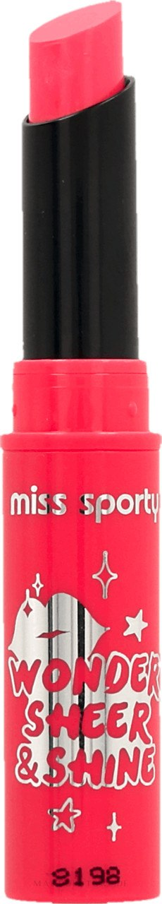 Lipgloss - Miss Sporty Wonder Smooth Hydrates Glossy — Bild 220