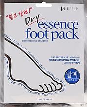 Düfte, Parfümerie und Kosmetik Fußmaske mit trockener Essenz zum Aufweichen und Entfernen abgestorbener Hautzellen - Petitfee & Koelf Dry Essence Foot Pack