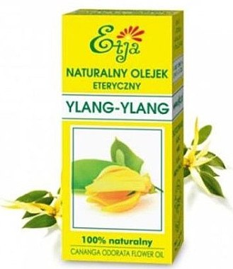 100% Natürliches ätherisches Ylang-Ylang-Öl - Etja — Bild N1