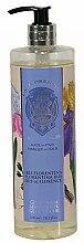 Düfte, Parfümerie und Kosmetik Feuchtigkeitsspendendes cremiges Duschgel mit Olivenöl und Irisduft - La Florentina Iris Shower Gel