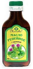 Düfte, Parfümerie und Kosmetik Klettenöl mit Brennnessel - Mirrolla