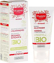 Düfte, Parfümerie und Kosmetik Pflegender Brustbalsam mit Bio-Olivenöl - Mustela Maternity Organic Breastfeeding Balm