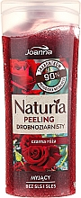 Düfte, Parfümerie und Kosmetik Duschpeeling mit Rosenduft - Joanna Naturia Peeling