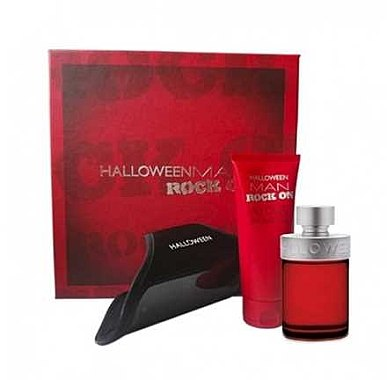Jesus Del Pozo Halloween Man Rock On - Duftset (Eau de Toilette/125ml + Duschgel/100ml + Sportarmband ) — Bild N2