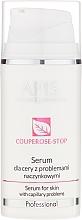 Düfte, Parfümerie und Kosmetik Anti-Couperose Gesichtsserum - APIS Professional Couperose-Stop Serum