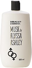 Alyssa Ashley Musk - 2in1 Bade- und Duschgel — Bild N2